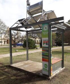 Estaciones Solares